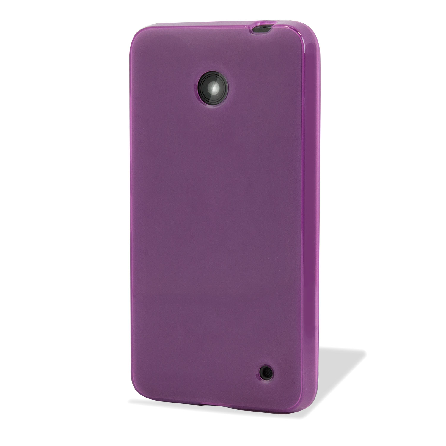 Flexishield Nokia Lumia 635 / 630 Gel Case - Purple