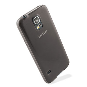 Flexishield Samsung Galaxy S5 Mini Case - Smoke Black