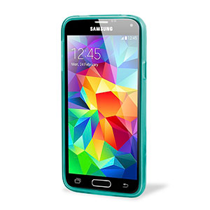Flexishield Samsung Galaxy S5 Mini Case  - Blue