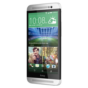 SIM Free HTC One E8 - 16GB - Polar White