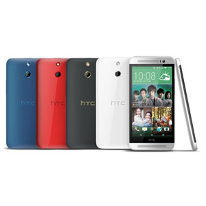 SIM Free HTC One E8 - 16GB - Maldives Blue