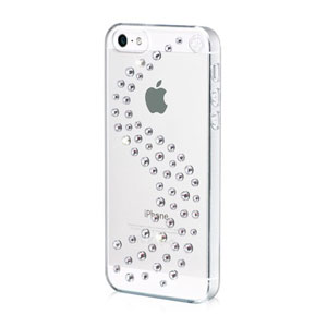 Bling My Thing Milky Way Collection iPhone 5S / 5 Case - Crystal