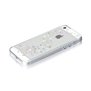 Bling My Thing Milky Way iPhone 5S / 5 Case - Angel Mix