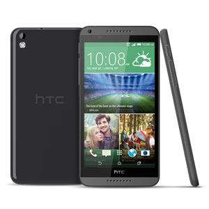 Sim Free HTC Desire 816 - Black