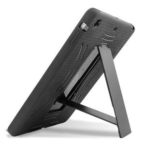Tough iPad Air Case - Black