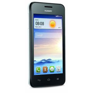Sim Free Huawei Ascend Y330 - Black