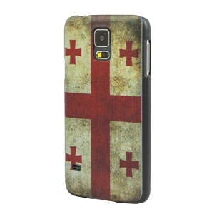 World Cup Flag Samsung Galaxy S5 Case - Germany