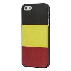 World Cup Flag iPhone 5S / 5 Case - Belgium