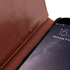 Encase iPhone 6 Wallet Case - Brown