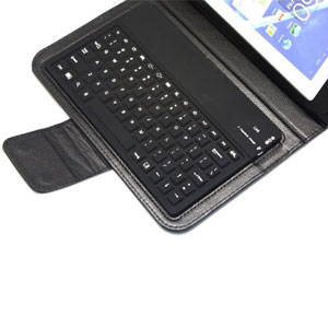 Galaxy Tab 3 8 Keyboard Case - Black