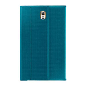 Official Samsung Galaxy Tab S 8.4 Book Cover - Electric Blue