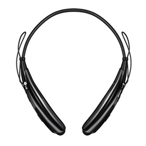 LG Tone Pro HBS750 Bluetooth Wireless Headset - Black
