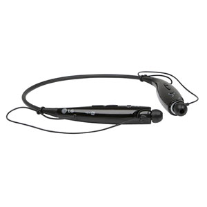 LG Tone+ HBS730 Bluetooth Wireless Headset - Black