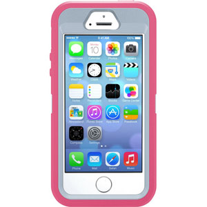 OtterBox Defender Series for iPhone 5S/5 - Wild Orchid