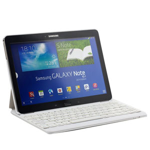 Samsung Galaxy Note 10.1 2014 Bluetooth Keyboard Case