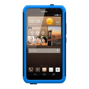 Trident Cyclops Huawei Ascend Mate 2 Case - Blue / Grey