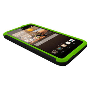 Trident Cyclops Huawei Ascend Mate 2 Case - Green / Black