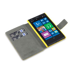 Terrapin Leather-Style Nokia Lumia 1020 Wallet Case