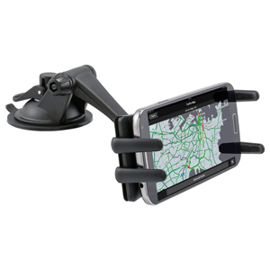 Arkon Slim Grip Ultra Sticky Suction Smartphone Car Mount