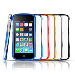 GENx Aluminium Bumper for iPhone 5C