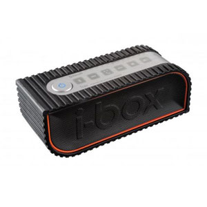 BoomBrick Wireless Bluetooth Speaker - Black