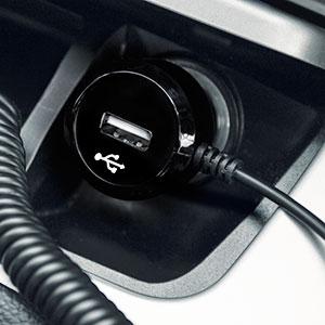 Olixar High Power Doro Liberto 820 / 820 Mini Car Charger