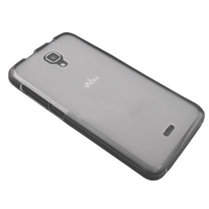 Flexishield Wiko Bloom Case - Frost White