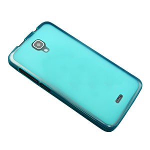 Flexishield Wiko Bloom Case - Blue