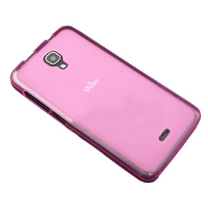Flexishield Wiko Bloom Case - Pink
