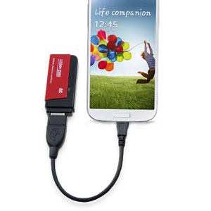 Micro USB Converter for Samsung Galaxy S5