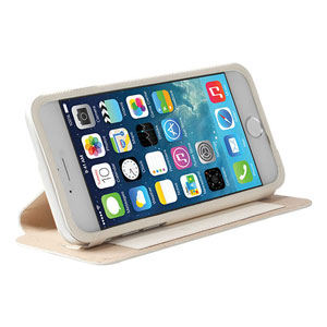 Krusell Malmo FlipCover iPhone 6 Case - White