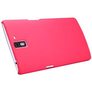 Nillkin Super Frosted Shield OnePlus One Case - Red
