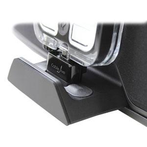 CableJive dockStubz Case Compatible Lightning Dock Adapter