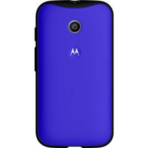 separation shoes 81012 6340f Official Motorola Moto E Grip Shell Case - Royal Blue
