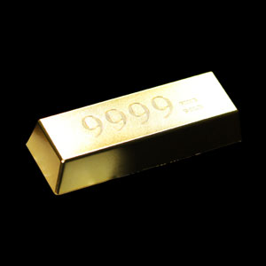 REMAX - Gold Power Bank Bar - 6666mAh