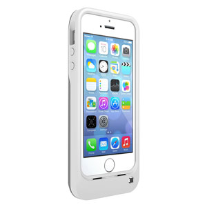 OtterBox Resurgence Apple iPhone 5S / 5 Power Case - White