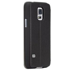 Case-Mate Slim Folio Case for Samsung Galaxy S5 Mini - Black