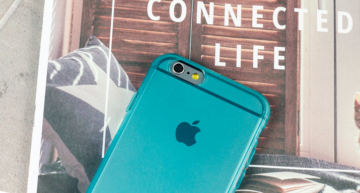 FlexiShield iPhone 6 Case - Light Blue