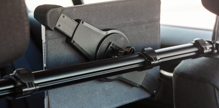 Olixar Universal Tablet Car Headrest Mount Pro