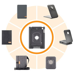 OtterBox Agility System iPad Mini 2 Wall Mount