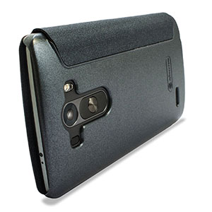 Nillkin LG G3 Circle View Case - Black Sparkle