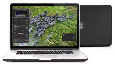Total Protection Pack for MacBook Pro 13 inch with Retina - Black