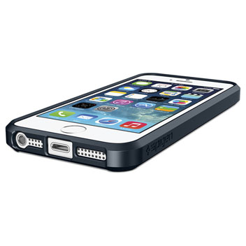 Spigen SGP Ultra Hybrid for iPhone 5S / 5 - Metal Slate