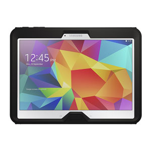 OtterBox Samsung Galaxy Tab 4 10.1 Defender Series Case - Black