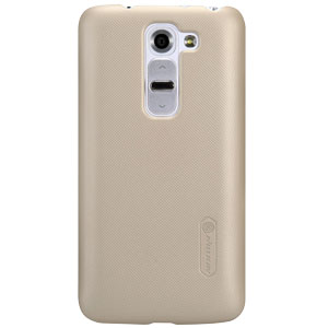Nillkin Super Frosted Shield LG G2 Mini Case - Gold
