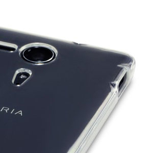 FlexiShield Case for Sony Xperia SP - Clear