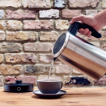 iKettle WiFi Kettle for Apple iOS and Android Devices