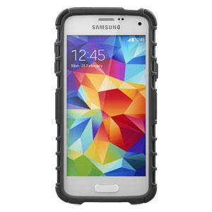 Encase ArmourDillo Samsung Galaxy S5 Mini Protective Case - Black