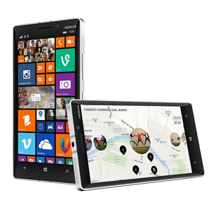 SIM Free Nokia Lumia 930 - Black - 32GB