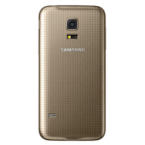 SIM Free Samsung Galaxy S5 Mini - Gold - 16GB